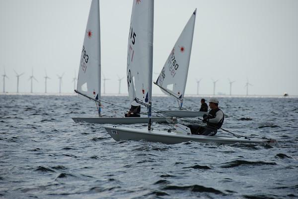 European Laser Senior Championships Denmark 2009