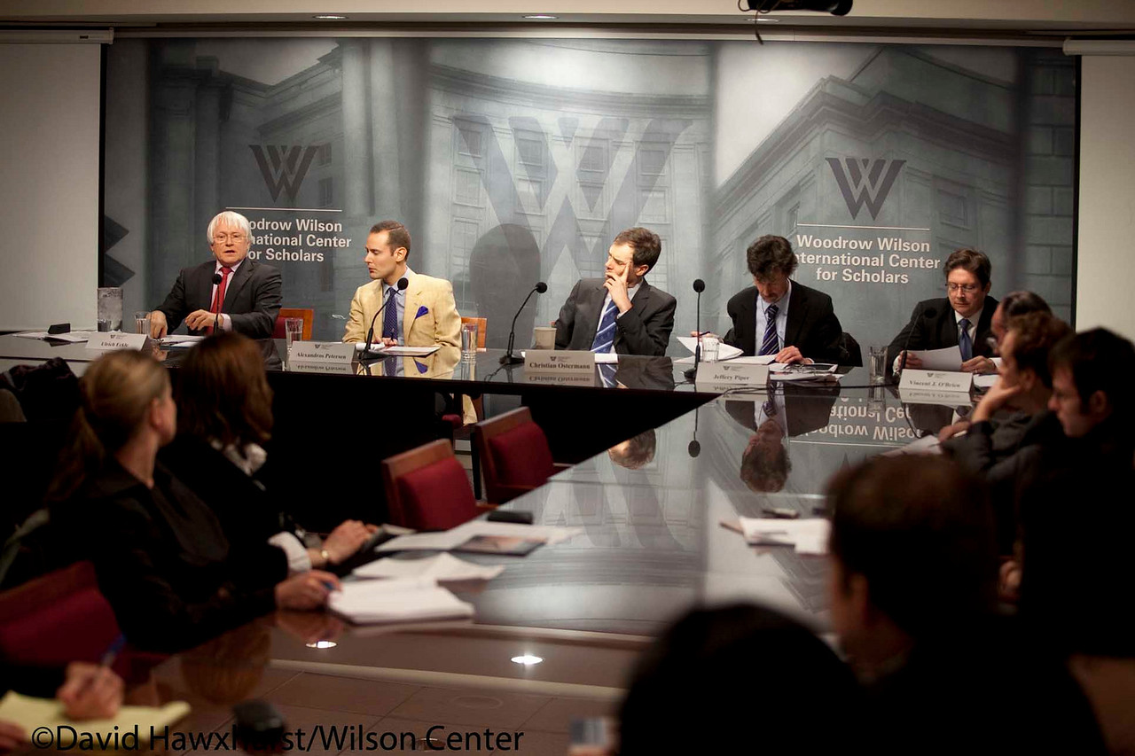 The Future of US-EU Energy Cooperation<br /> <br /> Speaker(s): Jeffery Piper, Ulrich Eckle, Alexandros Petersen