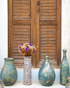 Artists studio in Apeiranthos Naxos