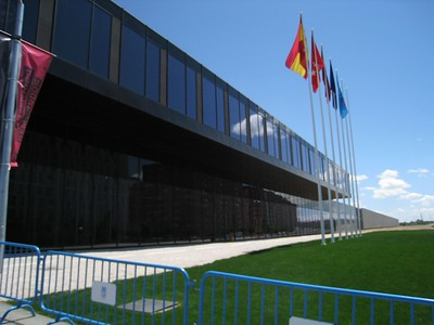 Madrid Open Entrance