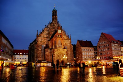 Church of our Lady, Nuremberg