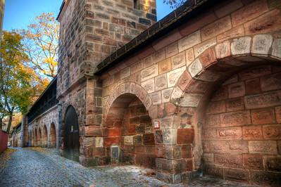Wall of Nuremberg