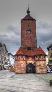 Nuremberg Clock Tower