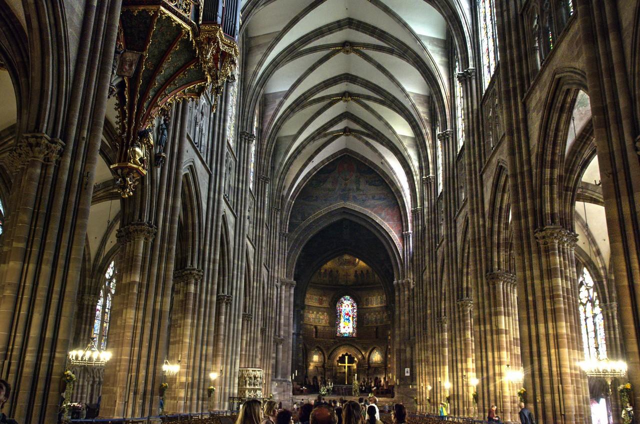 Notre Dame Cathedral de Strasbourg