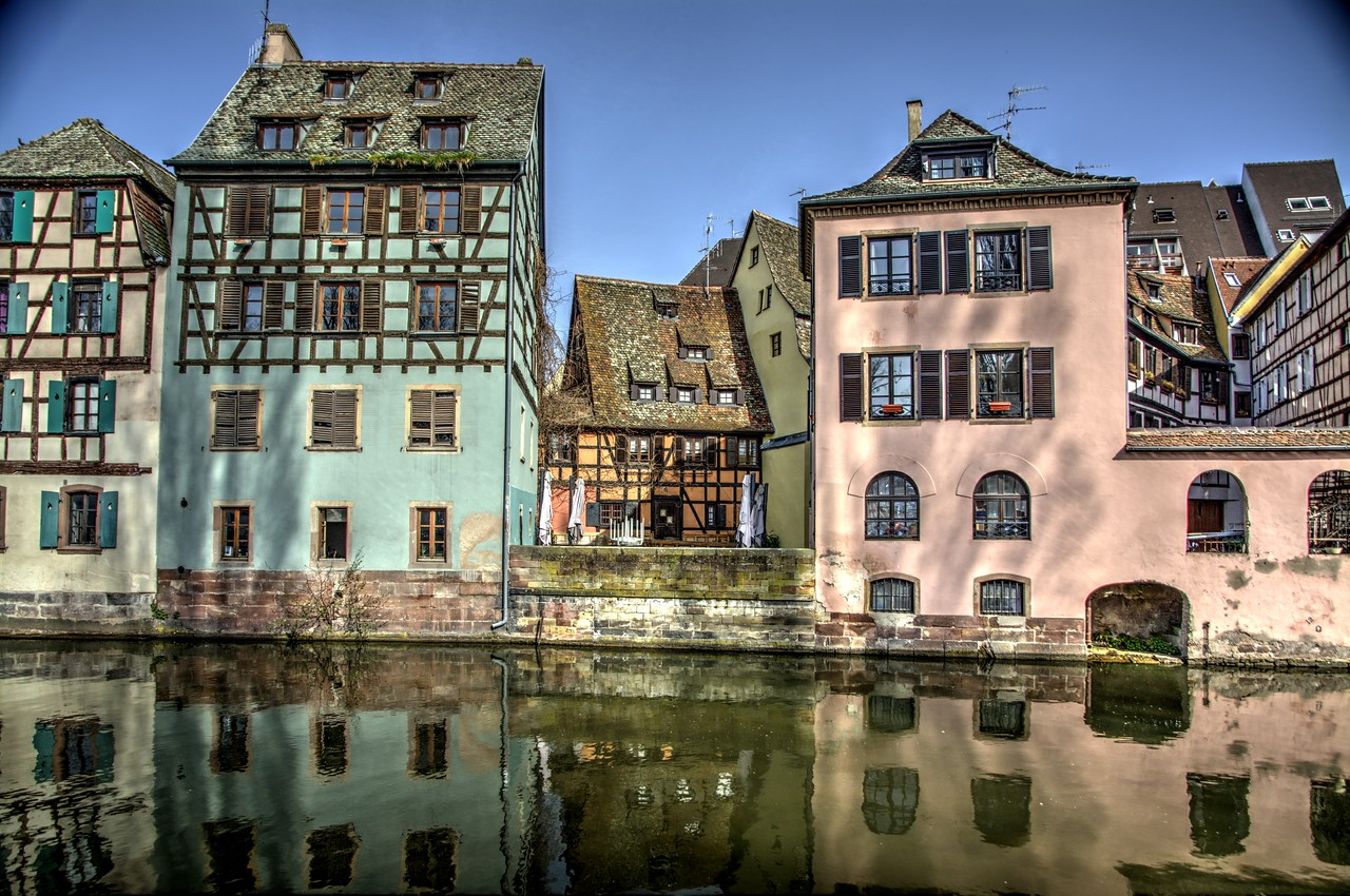 Petit de France, Strasbourg, France