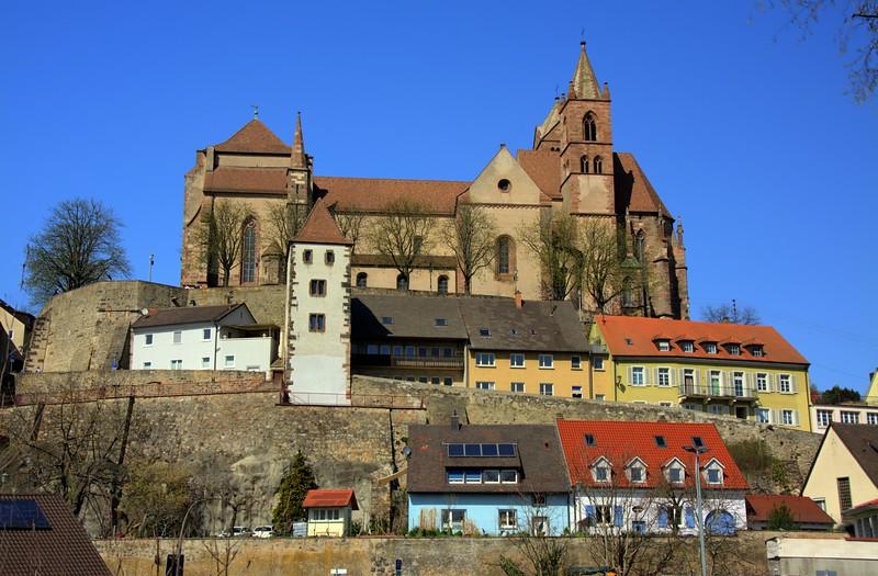 Monastery of St. Stephan, Breisach, Germany