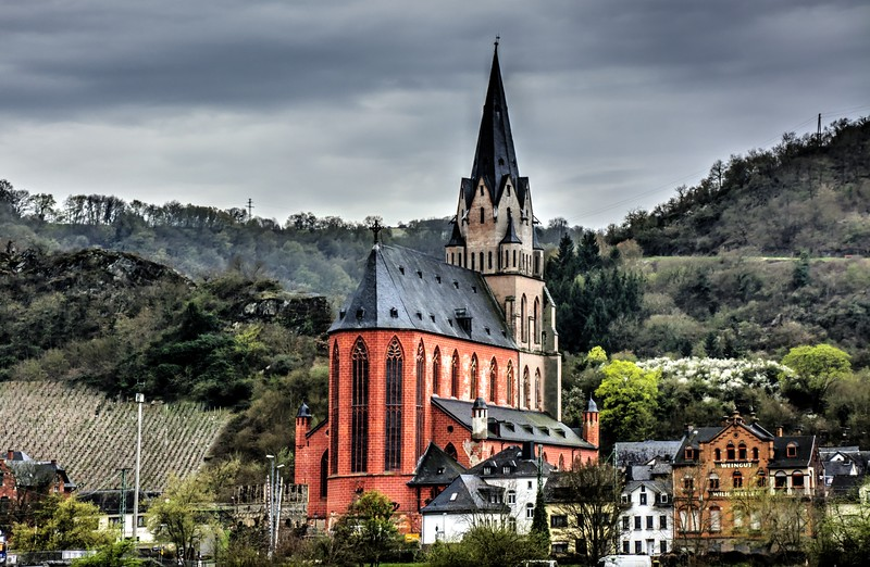 Church of Our Lady, Oberwesel, Germany