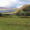 The Lake District Driving to Cockermouth and Buttermere