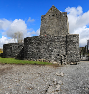 April 9_Athenry Castle and Portuma Castle and grounds