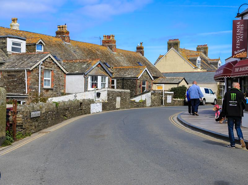 Tintagel Village
