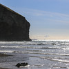 Trebarwith Beach