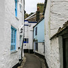 Just like Looe. No shortage of alley ways.