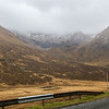 The Drive to Castle Eileen Donan