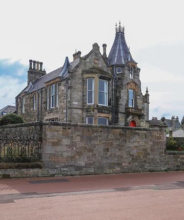 April 30 - Edinburgh and the North Sea