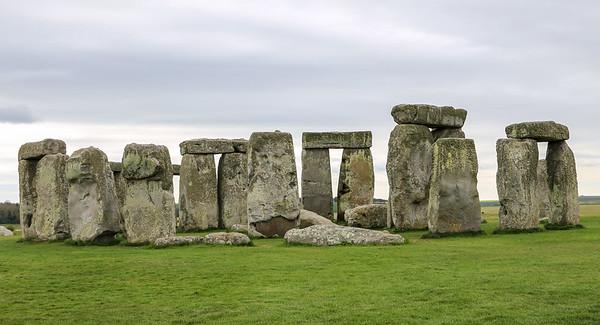 April 15 - Stonehenge and Looe