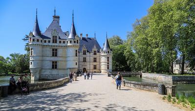 May 5 - Chateau Azay-le-Rideau