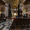 Interior of St. Pauls