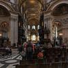 St Paul's Interior