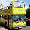 Yellow Tour Bus