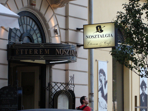 Our first dinner in Budapest was here - Recommended by the hotel for having an authentic Hungarian menu.  We give this place 5 stars