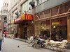 Hungary's first McDonalds and are they proud