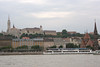 Vista of Buda from the Pest side