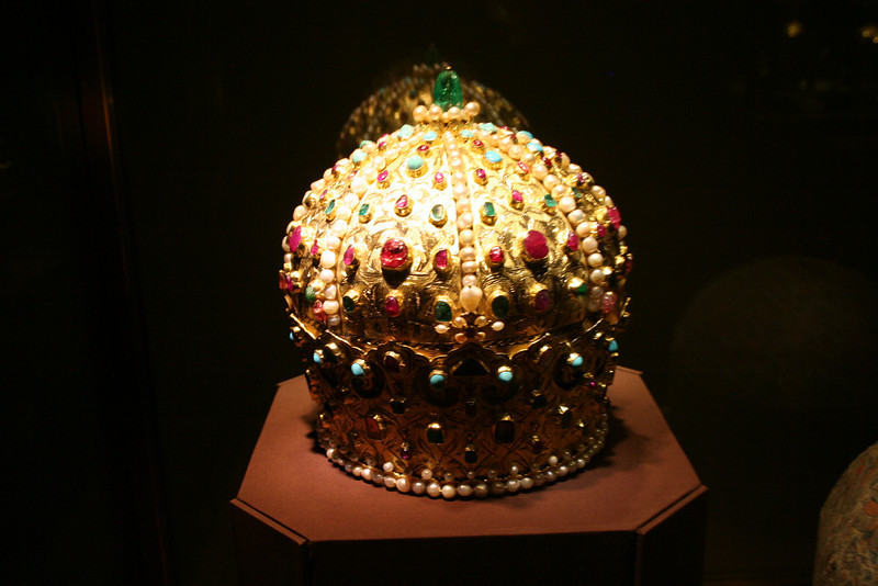 Emerald and Ruby encrusted Crown - Hofburg Palace Treasury