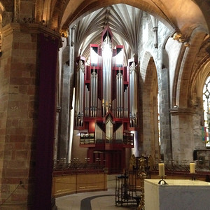Edinburgh Cathedral