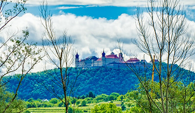 The Gottweig  Abbey at Krems, Austria