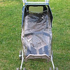 1990 Jane Janette Top stroller + raincover - Navy
