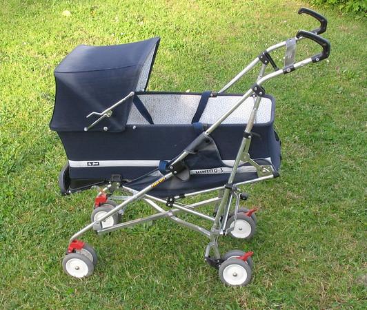 circa 1984 Jane Viking 3 pram & stroller combination