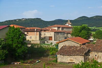 Subijana-Morillas, Spain The tiny hamlet of Subijana-Morillas.