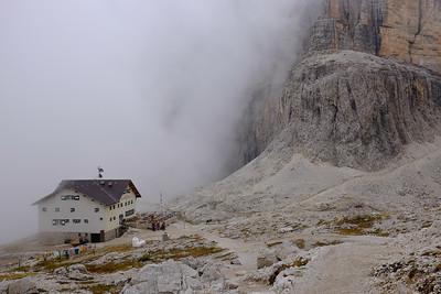 Rifugio Pisciadu