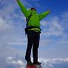 Haair Getting Every Centimeter Possible on Skolio Peak