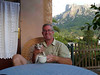 Our adopted cat, Roberta, during our stay in Soller