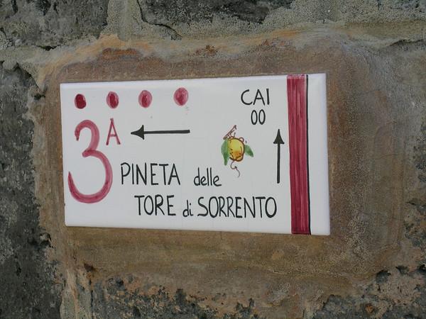 Sorrentine Peninsula, Italy (9/2006)