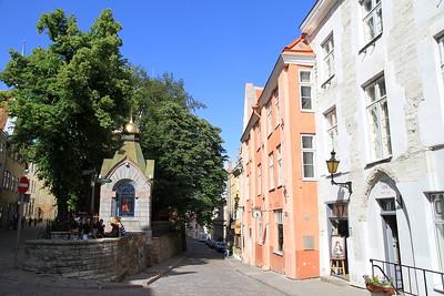 Tallinn old town - 25/06/11