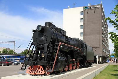 ex-SZD L-2317 plinthed at Tallinn Balti - 25/06/11