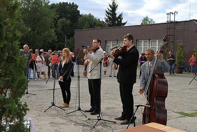 Cultural interlude #1 at Sárospatak (Hungary)  - 09/09/11.
