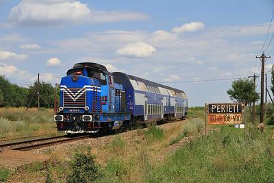CFR 89-0278 arr Perieţi on R8154 14.45 Slobozia Veche-Urziceni - 17/07/12.