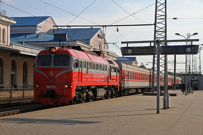 LG M62K 1181, Vilnius, G91 19.40 ex St. Petersburg - 19/05/13.