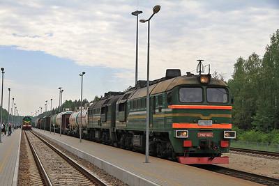 BcH 2M62 1023, Stasylos, freight ex Belarus - 19/05/13.