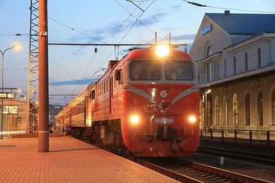 LG M62K 1091, Vilnius, G22 17.05 ex Klaipėda - 18/05/13.