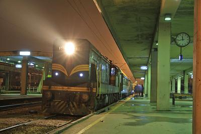ŽS 661152, Niš, 292 20.30 Sofia-Beograd - 28/03/13.