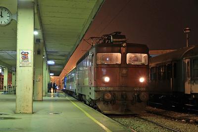 ŽS 441066, Niš, 292 20.30 Sofia-Beograd - 28/03/13.