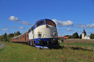 Danish, Swedish & Italian Railways, 21st-29th September 2013