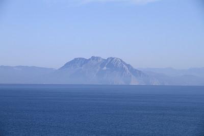 Coastal views as we head West - 11/04/13.