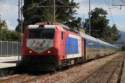 OSE 220023, Inoi, IC56 14.16 Athina-Thessaloniki - 10/04/13.