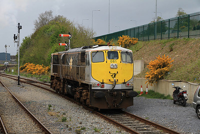 IR 081, Waterford Yard  - 11/05/13.