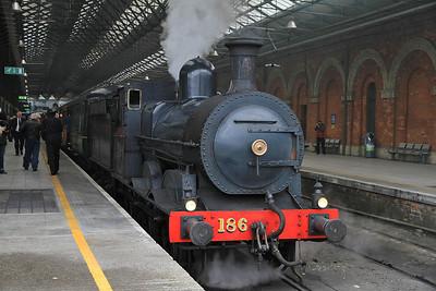 Irish Railways, 10th-13th May 2013